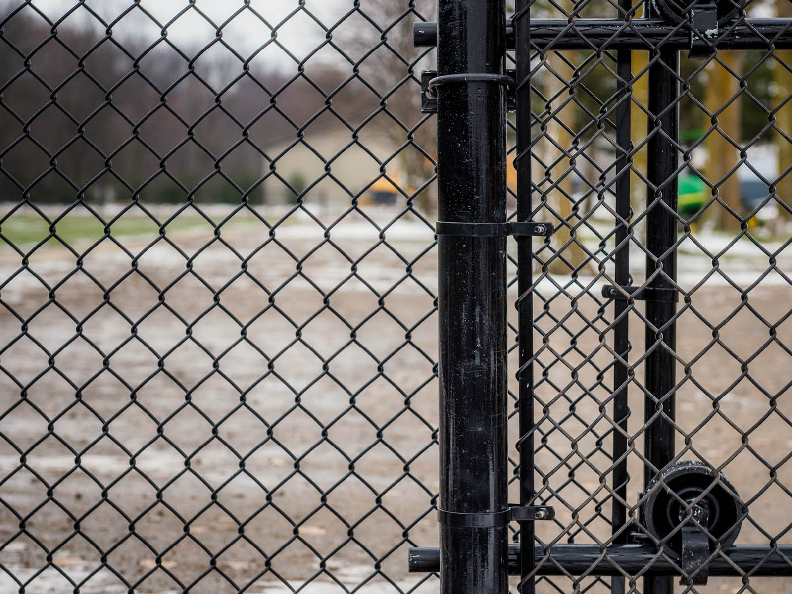 Chain Link Gate Projects