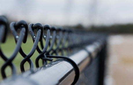 Colored Chain Link Fence Applications