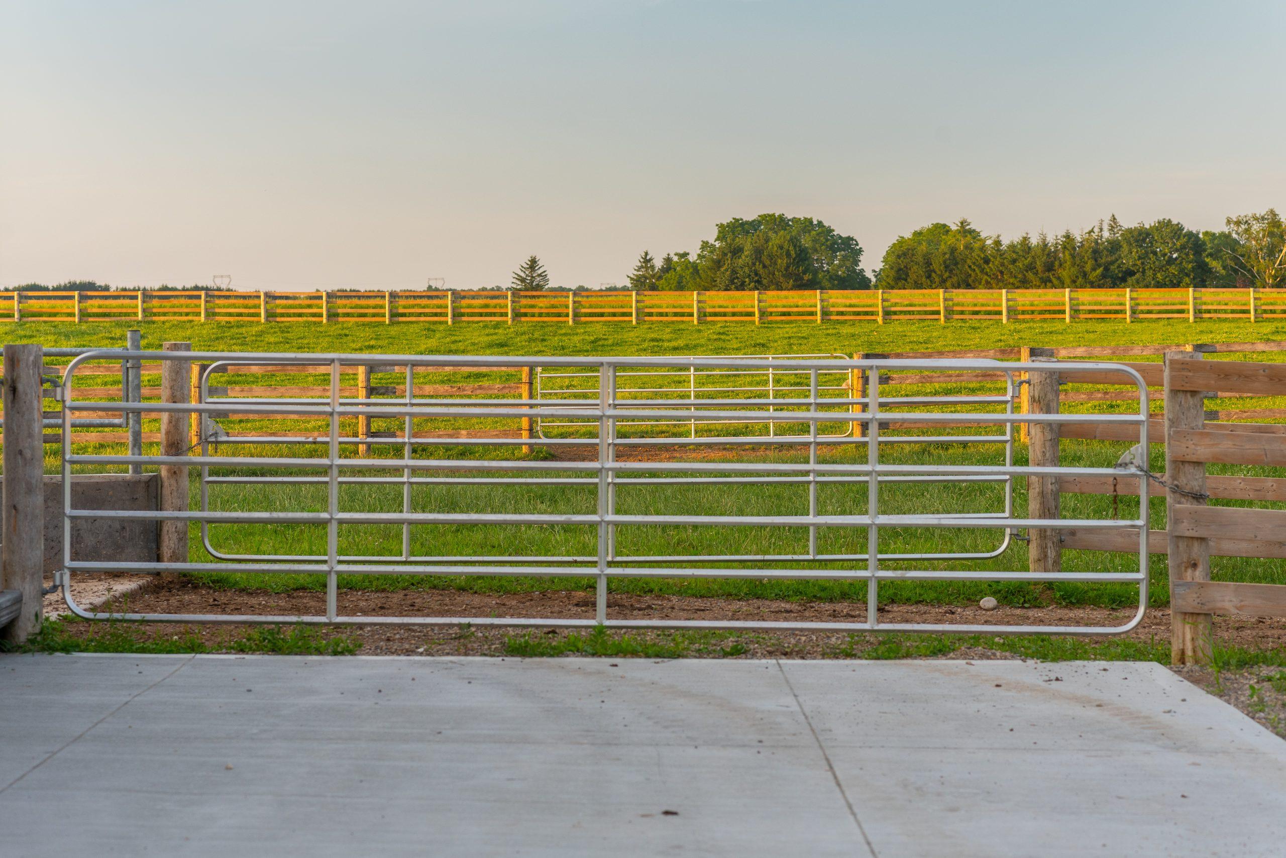 Farm Fencing Gates
