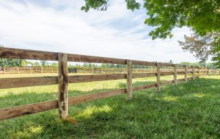5 Ways to Make Your Farm's Wood Fence Last Longer - In-Line Fence