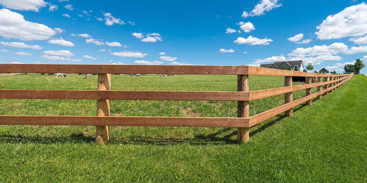 Farm Fencing - In-Line Fence - Desktop - 1200x600