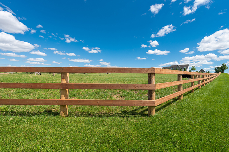 Farm Fencing - In-Line Fence