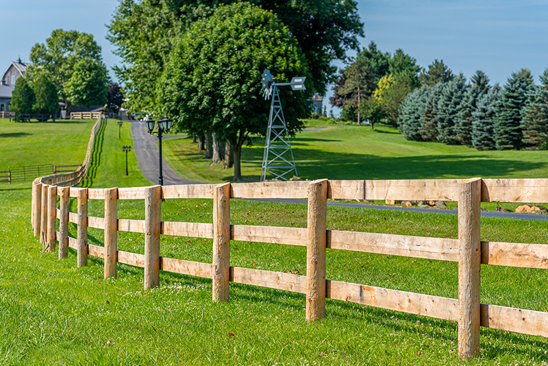 Farm Fencing in London, Ontario - In-Line Fence - Mobile